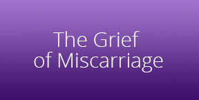 miscarriage grief